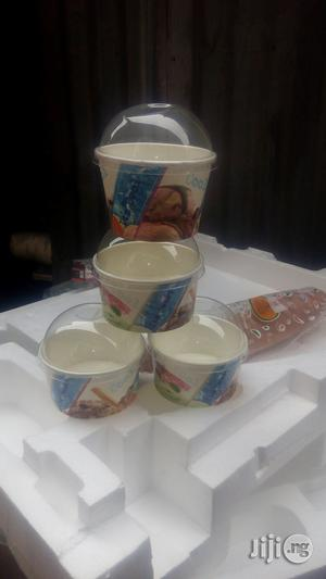 Quality Ice Cream Cups | Manufacturing Materials for sale in Lagos State, Ojo