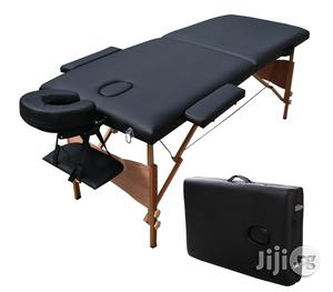 Foldable Massage Bed | Salon Equipment for sale in Lagos State, Surulere