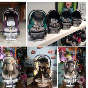 Tokunbo UK Used Chicco Keyfit30 Baby Car Seat From Newborn To 2years | Children's Gear & Safety for sale in Lagos State, Lekki