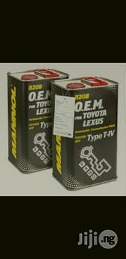 Mannol Toyota ATF Type T-IV Automatic Special 4liters | Vehicle Parts & Accessories for sale in Lagos State