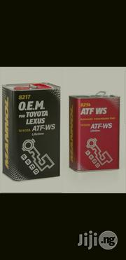 Mannol ATF Ws Automatic Special – 4 Litre | Vehicle Parts & Accessories for sale in Lagos State