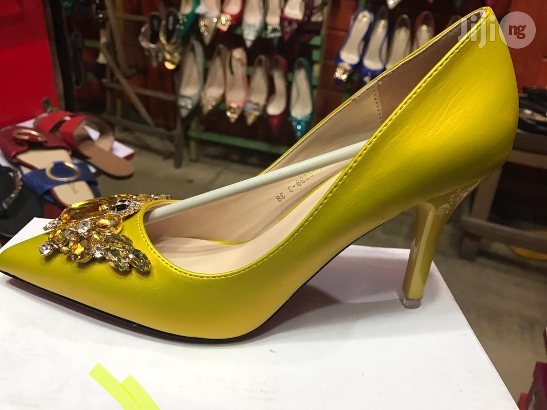 Honey Beauty Pumps | Shoes for sale in Lagos Island, Lagos State, Nigeria