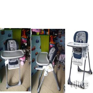 Tokunbo UK Used Chicco High Feeding Chair From 4month And Above | Furniture for sale in Lagos State, Lekki