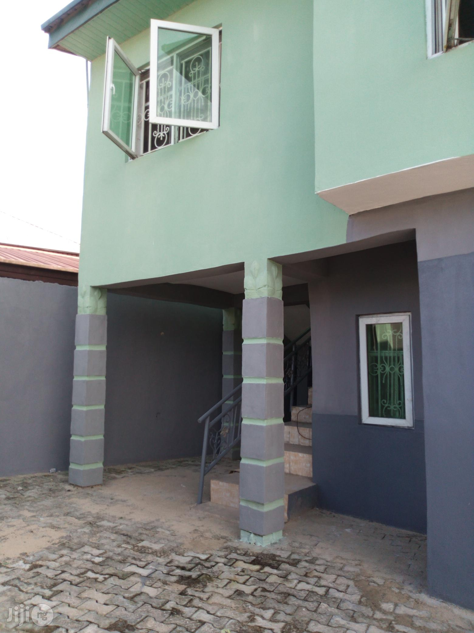 Archive: Sharp 2 Bedroom Flat 2 In A Compound At Sangotedo Ajah.