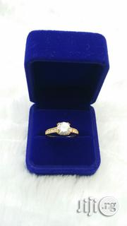 Gold Steel Engagement Ring Proposal | Wedding Wear for sale in Lagos State, Ajah
