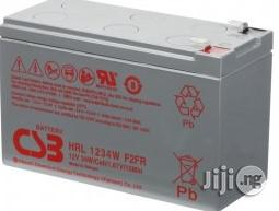 Csb Hr 1234W 9ah/12V 34W DC Battery | Electrical Equipment for sale in Lagos State, Ikeja