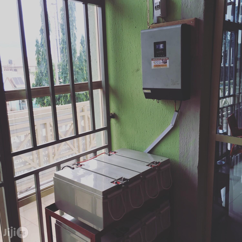 5KVA Hybrid Solar System | Solar Energy for sale in Enugu, Enugu State, Nigeria