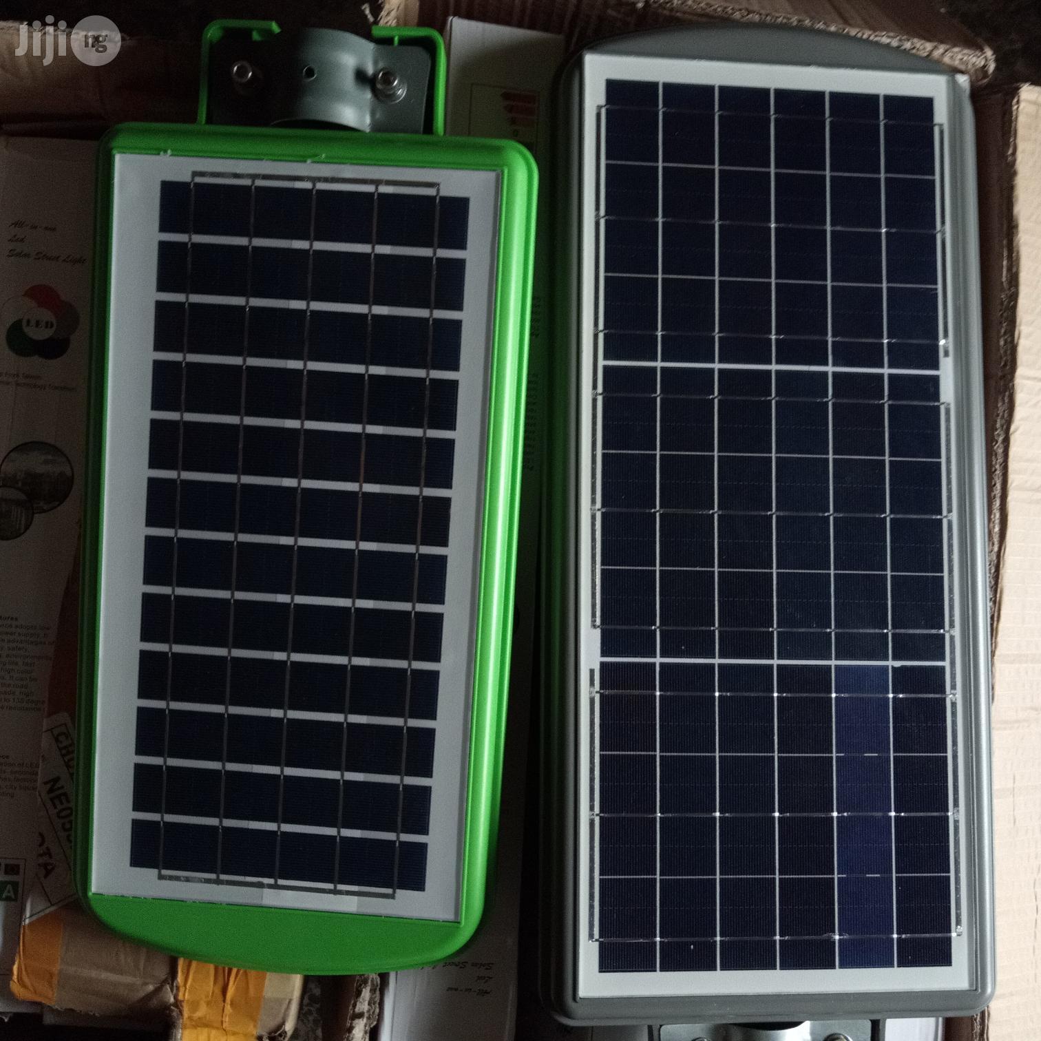 Solar Street Light   Solar Energy for sale in Lagos Island (Eko), Lagos State, Nigeria