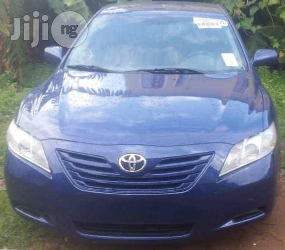 Archive Clean Used Toyota Camry 2008 Blue For Sale In Lagos State Cars Gatenet Africa Ltd Gatenet Jiji Ng