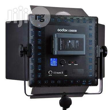Godox LED Light 1000C And 500c | Accessories & Supplies for Electronics for sale in Wuse 2, Abuja (FCT) State, Nigeria