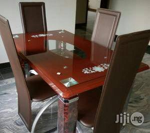 Executive Dining Table by Four Seater | Furniture for sale in Lagos State, Lekki