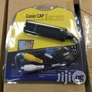 Usb 2.0 Audio Cap Adapter AV DV Data Usb Video Capture Card | Accessories & Supplies for Electronics for sale in Lagos State, Ikeja