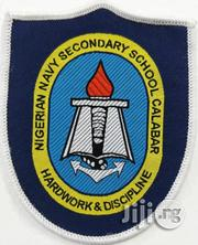 School Woven Badges Manufacturer In Iwo | Manufacturing Services for sale in Osun State, Iwo