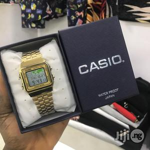 Casio World Time Digital Watch   Watches for sale in Lagos State, Surulere