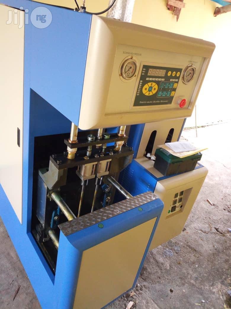HZ-880 Pet Plastic Bottle Blowing Moulding Machine