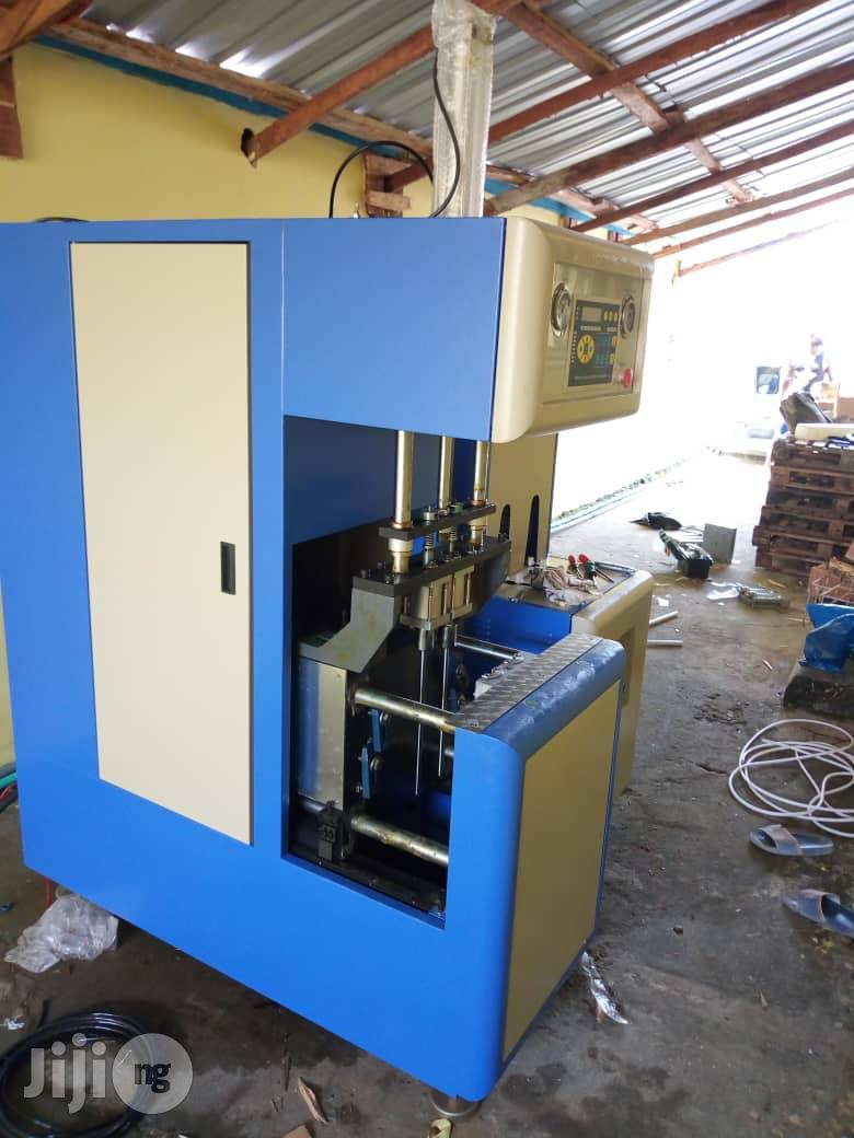 HZ-880 Pet Plastic Bottle Blowing Moulding Machine   Manufacturing Equipment for sale in Ajah, Lagos State, Nigeria