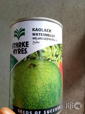 100g Starke Ayres Kaolack Hybrid Watermelon Seeds for Sale | Meals & Drinks for sale in Delta State, Warri