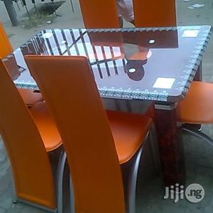 Oxford Dinning Table With 6 Chairs   Furniture for sale in Lagos State, Lagos Island (Eko)