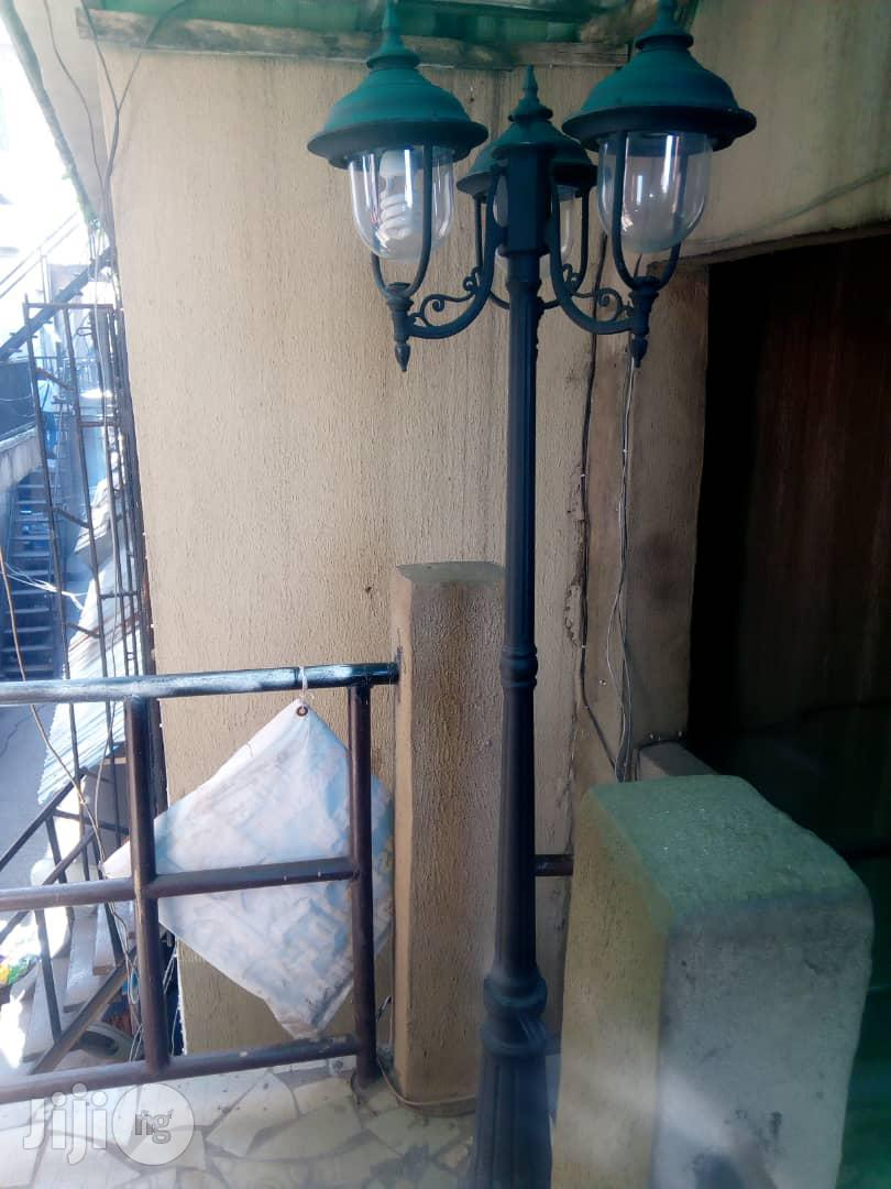 Quality Garden Light And Lamp. | Garden for sale in Ikeja, Lagos State, Nigeria
