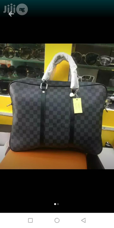 Archive: Louis Vuitton Check Bag