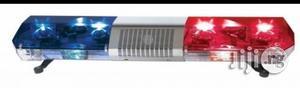 4 FEET LED Amber Light Revolving Light Siren   Home Accessories for sale in Lagos State, Ikeja