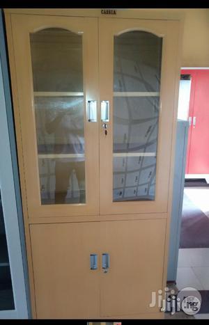 Top Quality 2-Door Metal Filing Cabinet   Furniture for sale in Lagos State, Ikeja