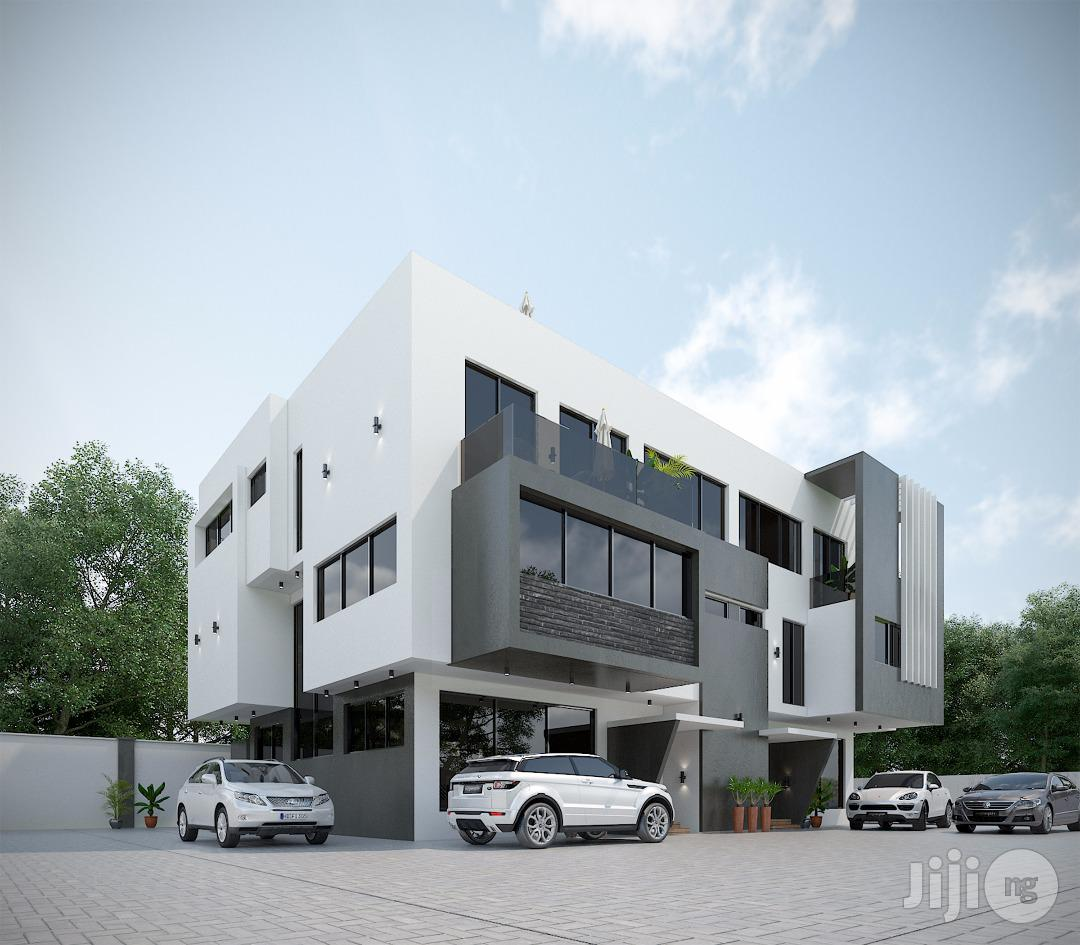 Newly Built 5 Bedroom Detached Duplex At For Sale.   Houses & Apartments For Sale for sale in Ikoyi, Lagos State, Nigeria
