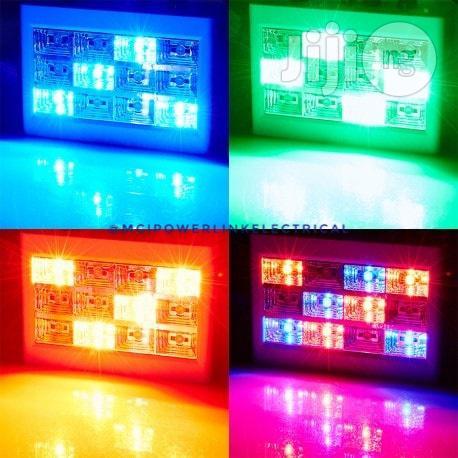 Archive: High Brightness LED Room Strobe Light Disco Party Lighting 12LED