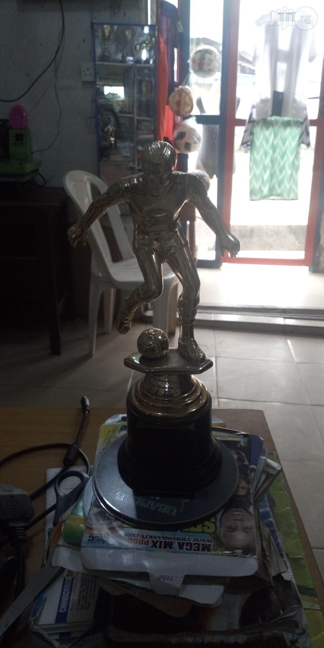 Best Player Replica Award