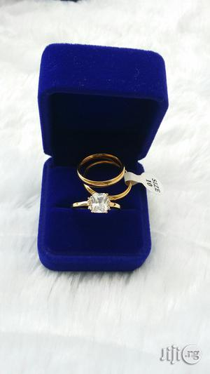 Gold Plated Wedding Ring Durable | Wedding Wear & Accessories for sale in Lagos State, Ajah