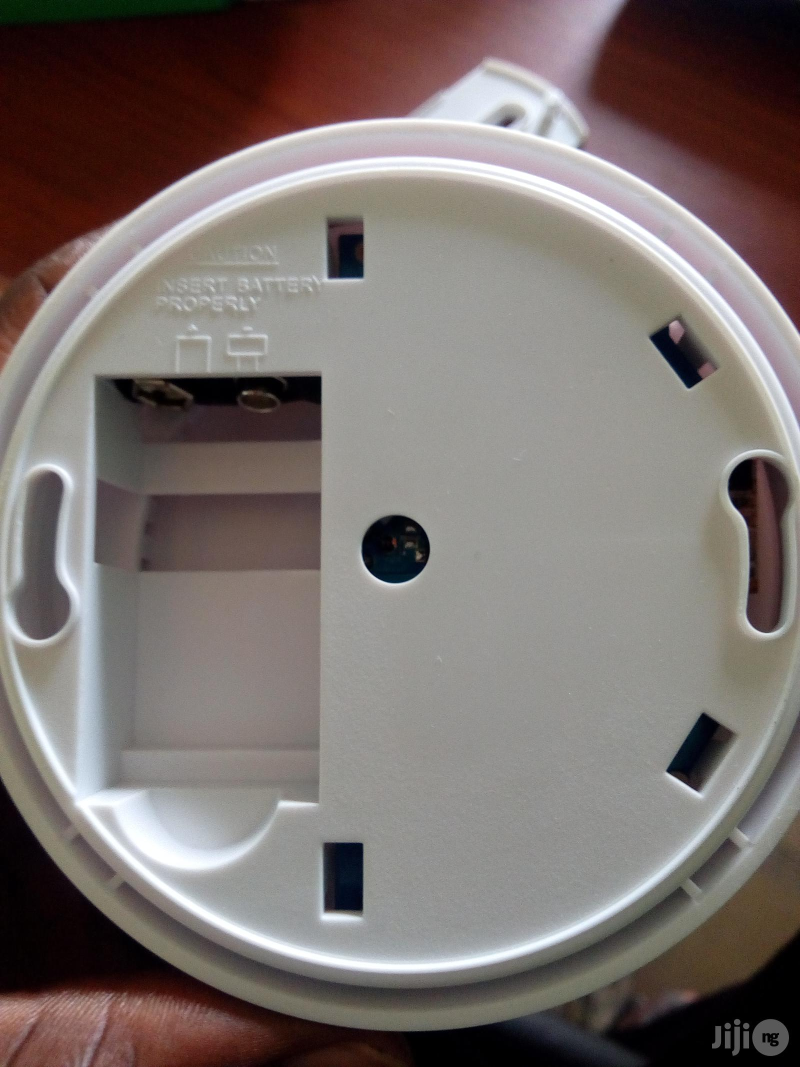 Wireless Smoke Alarm Device | Home Appliances for sale in Port-Harcourt, Rivers State, Nigeria