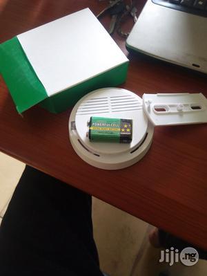 Wireless Smoke Alarm Device | Home Appliances for sale in Lagos State, Agboyi/Ketu