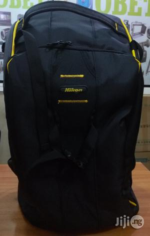 Waterproof/Anti-Shock Backpack for Nikon DSLR Camera   Bags for sale in Lagos State, Ikeja