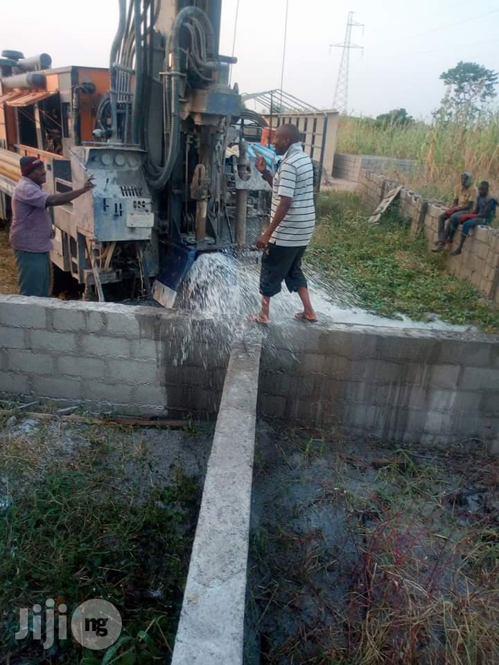 Asfa-tech Global Services Limited Borehole   Building & Trades Services for sale in Gwarinpa, Abuja (FCT) State, Nigeria