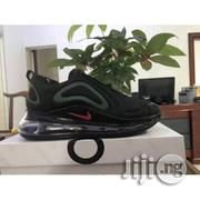 Nike Air Max 720 Man Running Sneakers Full Black   Shoes for sale in Lagos State, Lagos Island