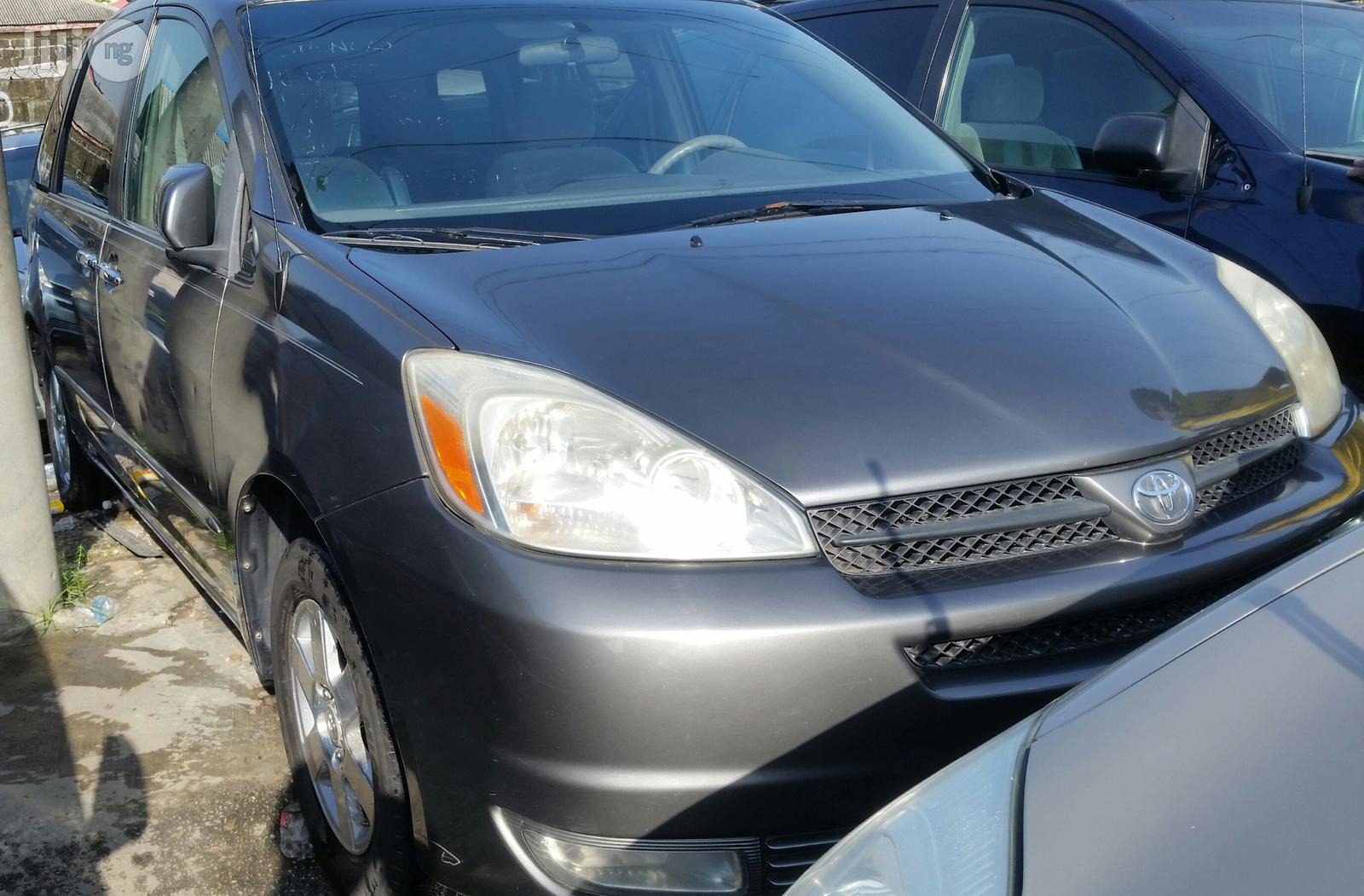 Archive Quality Tokunbo Toyota Sienna 2005 Gray In Isolo Cars Obj Automobile Gmi Jiji Ng For Sale In Isolo Buy Cars From Obj Automobile Gmi On Jiji Ng