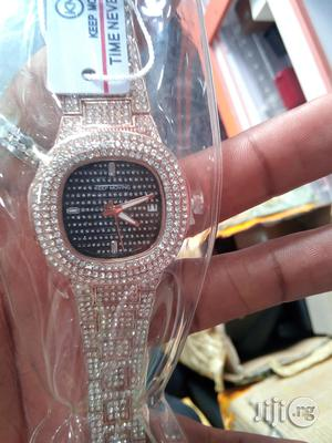 Keep Moving Stone Watch   Watches for sale in Rivers State, Port-Harcourt
