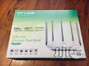 Tp-Link AC1350 Dual Band Router Archer C60 | Networking Products for sale in Lagos State, Ikeja