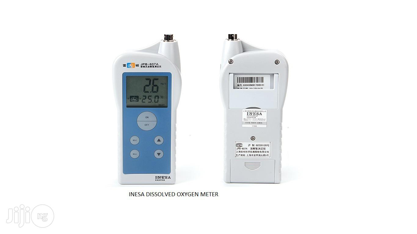 INESA JPB-607A Dissolved Oxygen And Temperature Water Meter.   Farm Machinery & Equipment for sale in Alimosho, Lagos State, Nigeria