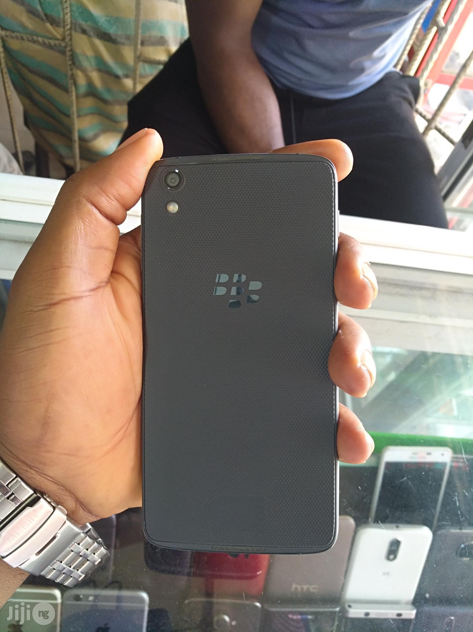 BlackBerry DTEK50 16 GB Black | Mobile Phones for sale in Ikeja, Lagos State, Nigeria