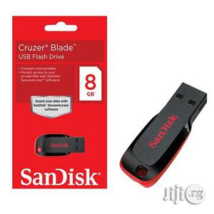 Sandisk Cruzer Blade USB 2.0 Flash Drive 8 GB | Computer Accessories  for sale in Lagos State, Ikeja