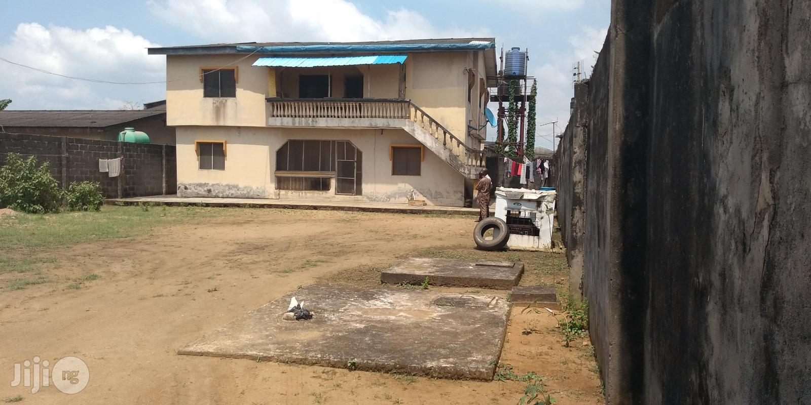 Archive: Two Units Of Three Bedroom Flats Sitting On A Full Plot Of Land