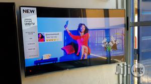 Samsung Smart Curved Uhd 4K Led 55 Inches | TV & DVD Equipment for sale in Lagos State, Ojo