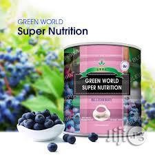 Archive: Blueberry Super Nutrition