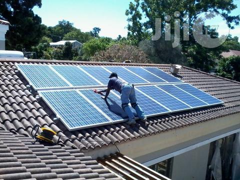Solar Power System Sales & Installation
