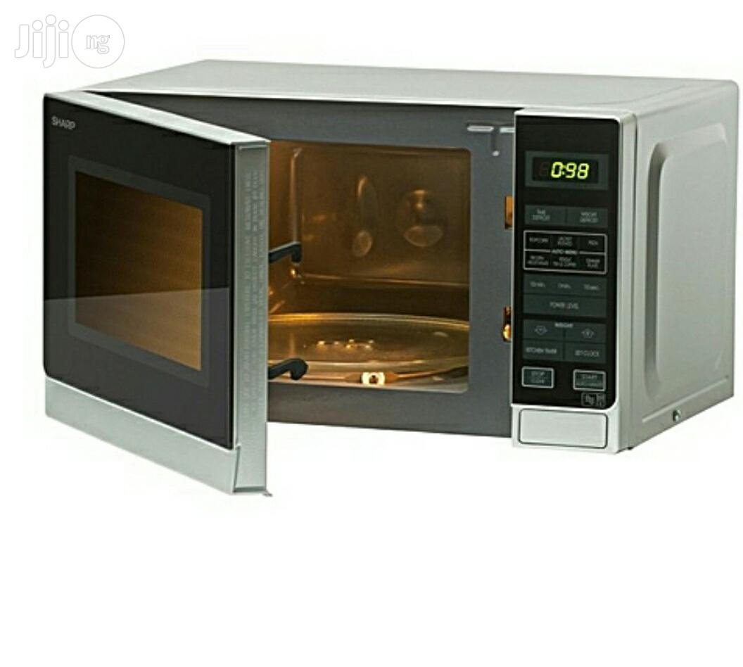 Archive: Sharp 20L 800W Freestanding Digital Touch Control Microwave