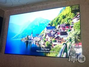 LG Smart Webo's Suhd 4K Hdr 55 Inches   TV & DVD Equipment for sale in Lagos State, Ojo