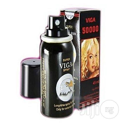 Super Viga Spray Delay Spray For Prematue Ejaculation 45ml