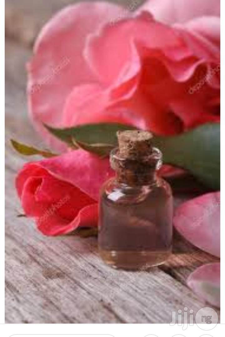 Pure Undiluted Rose Water