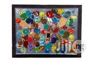 Ankara Portrait Wall Frame SIL01- Handmade | Arts & Crafts for sale in Lagos State, Ikeja